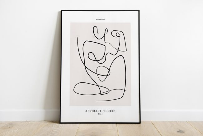 abstract-figures-no1-affiche